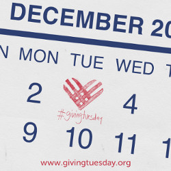 Giving Tuesday Today